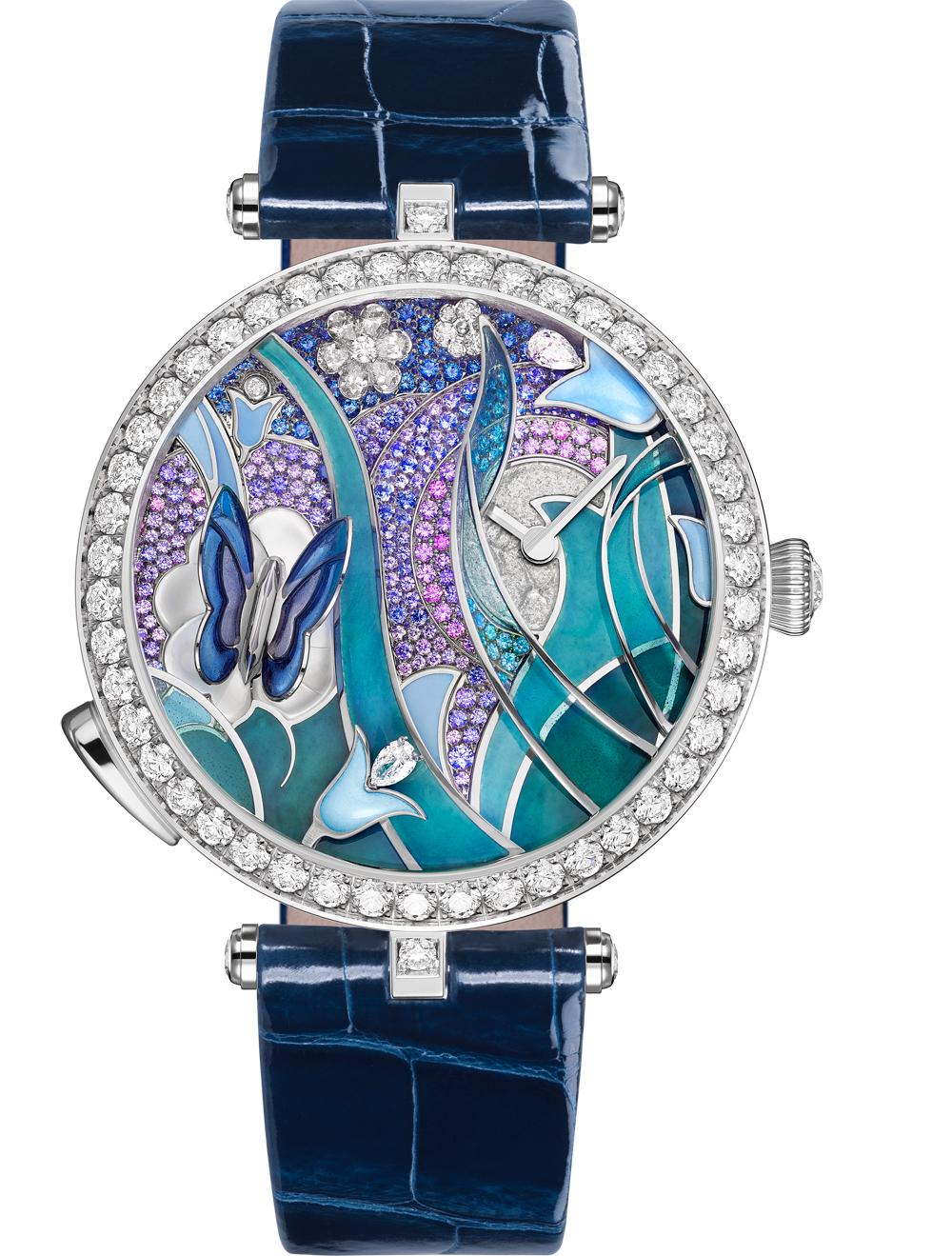 Reloj Lady Arpels Papillon Automate de Van Cleef & Arpels