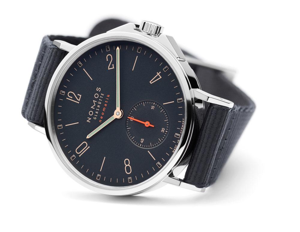reloj reloj Ahoi Neomatik Atlántico Nomos Glashütte