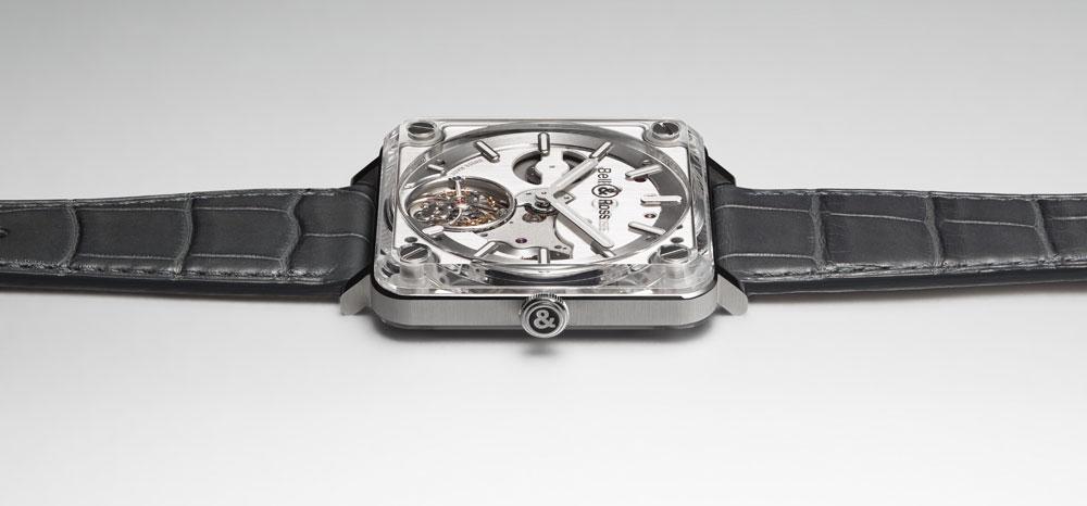 Reloj BACR-X2 Tourbillon Micro-Rotor de Bell & Ross