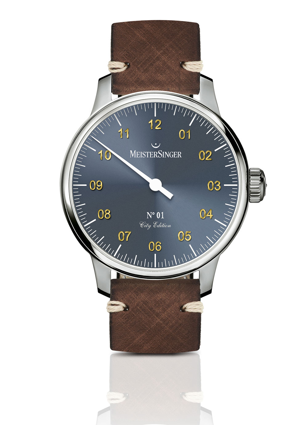Reloj Meistersinger City Edition Barcelona