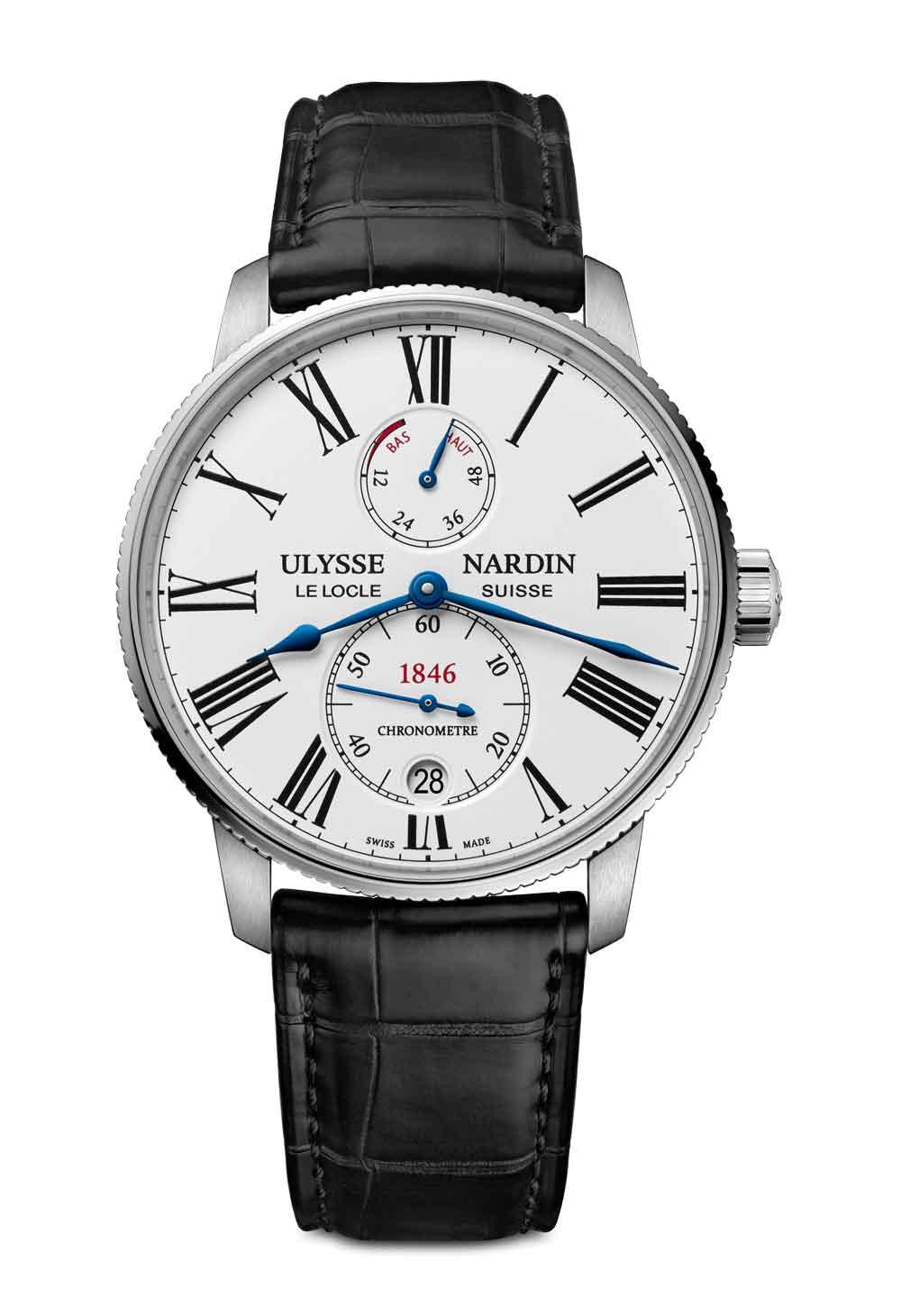 Reloj Marine Torpilleur de Ulysse Nardin