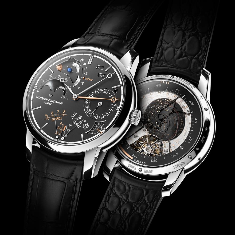 Reloj Les Cabinotiers Celestia Astronomical Grand Complication 3600 Vacheron Constantin