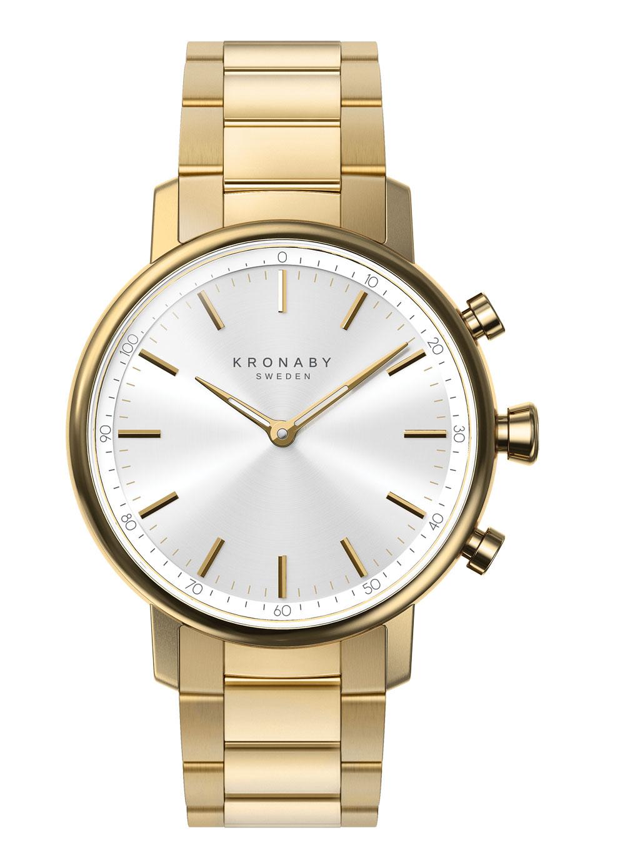 Reloj conectado Kronaby modelo Carat