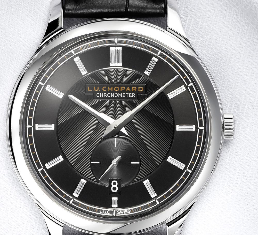 Esfera Reloj Chopard L.U.C XPS 1860 BLACK TIE