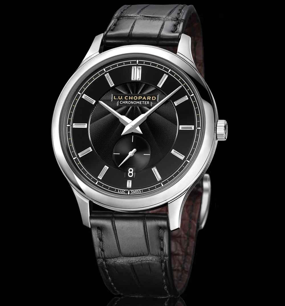 Reloj Chopard L.U.C XPS 1860 BLACK TIE