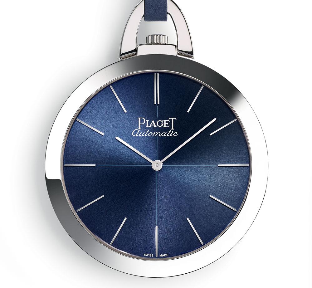 reloj de bolsillo Altiplano 60 aniversario de Piaget