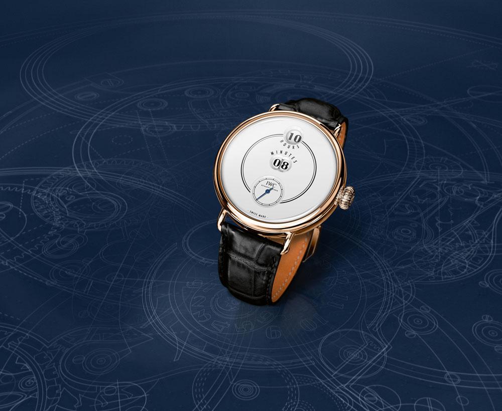 e3438f564a8f El reloj IWC Tribute to Pallweber Edición 150 Years (Ref. IW505002)  Colección 150