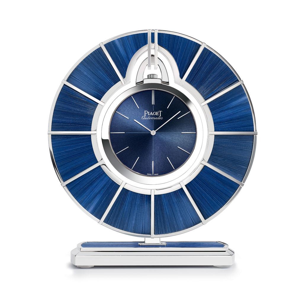 reloj de bolsillo Altiplano 60 aniversario de Piaget convertible reloj sobremesa