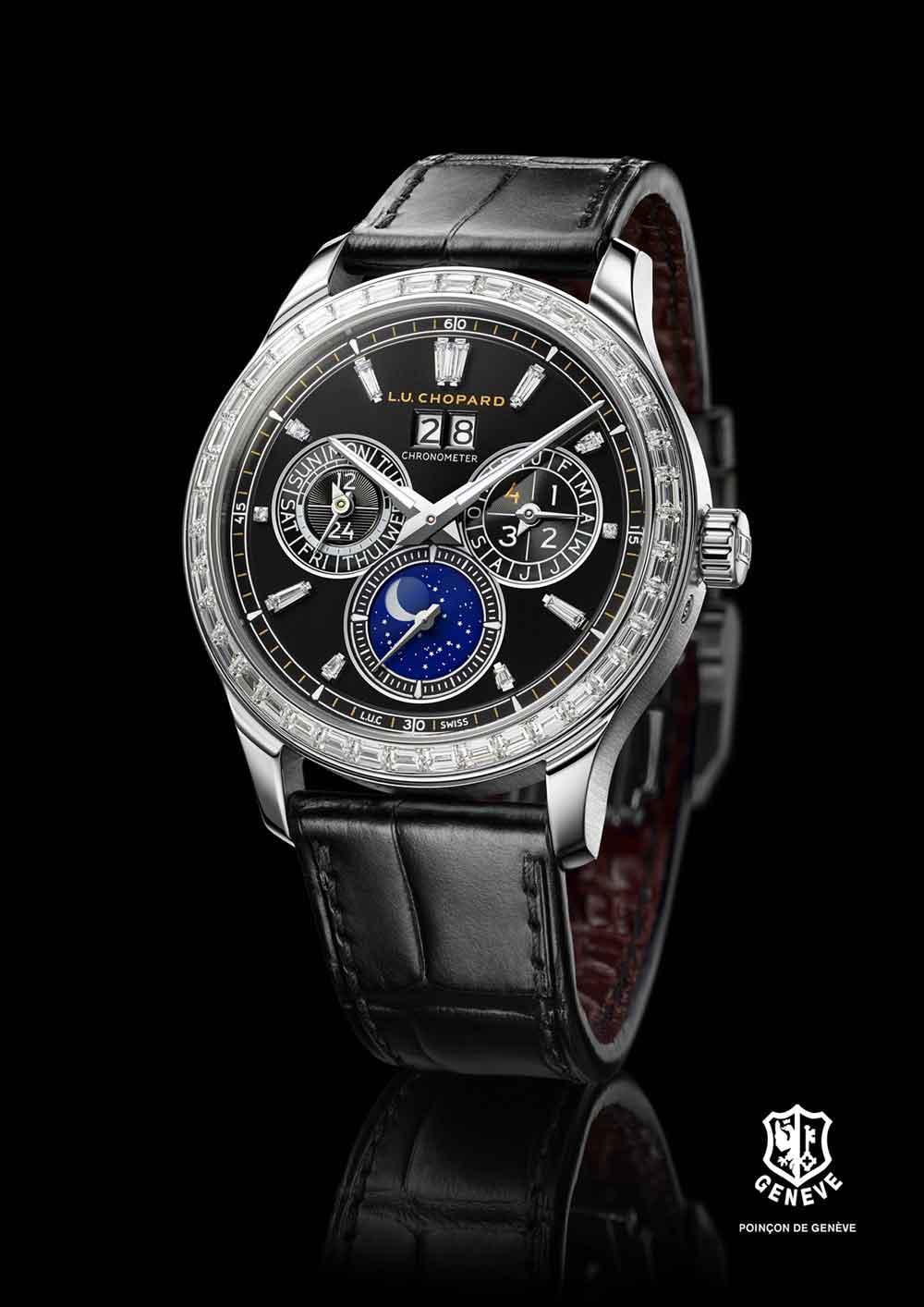 Reloj Chopard L.U.C Lunar One Black Tie