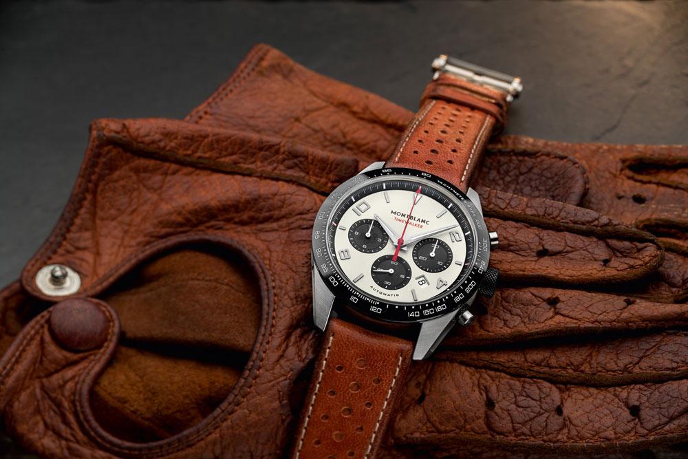 Reloj Montblanc TimeWalker Manufacture Chronograph