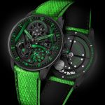 reloj Maestro Mamba en edición limitada de 28 piezas de Christophe Claret