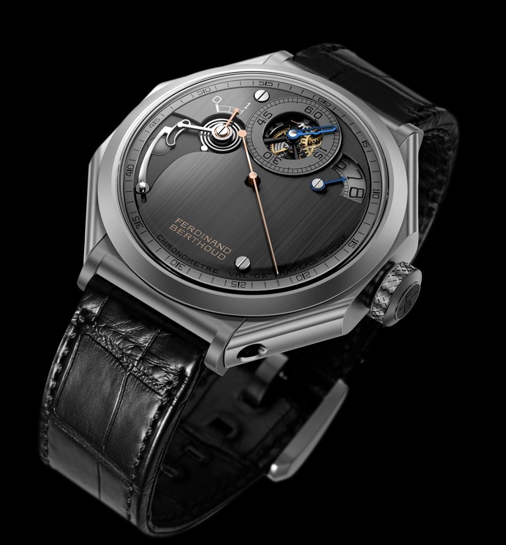 Reloj CHRONOMÉTRIE FERDINAND BERTHOUD FB-1R.6-1