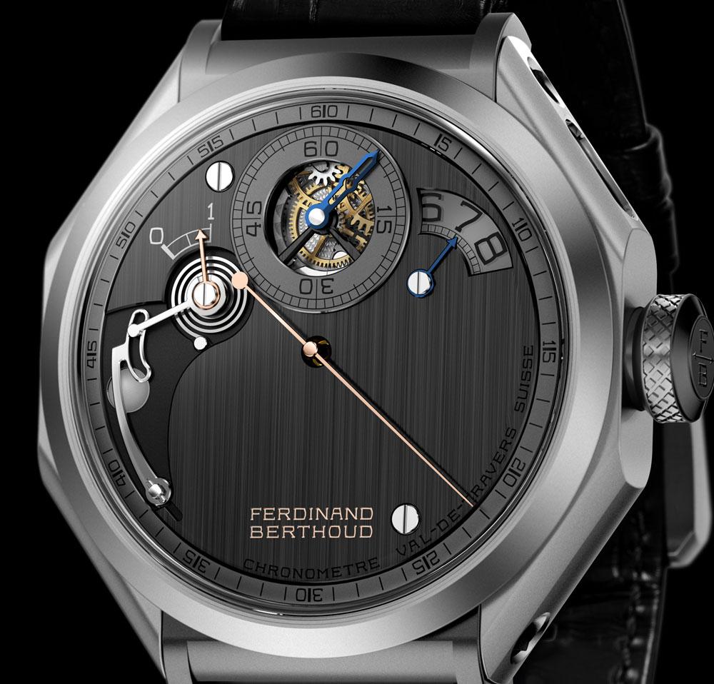 Esfera relojes Chronométrie Ferdinand Berthoud FB-1R.6-1