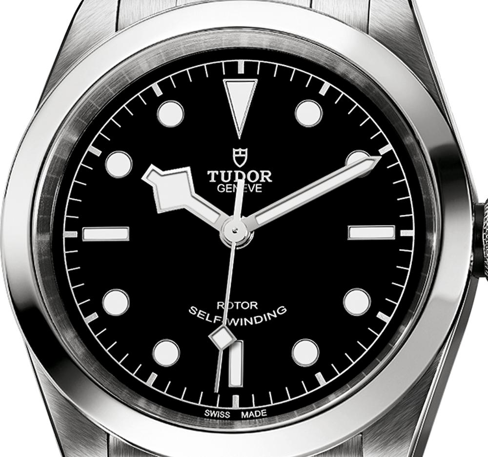 Esfera Reloj Heritage Black Bay 41 de Tudor
