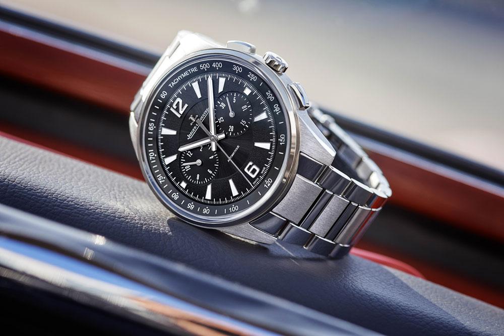 Reloj Jaeger-LeCoultre Polaris Chronographa acero