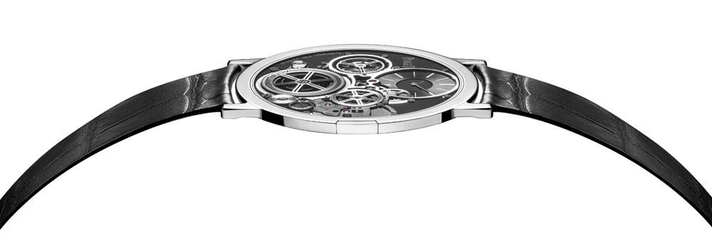 Reloj más plano del mundo Altiplano Ultimate Concept de Piaget