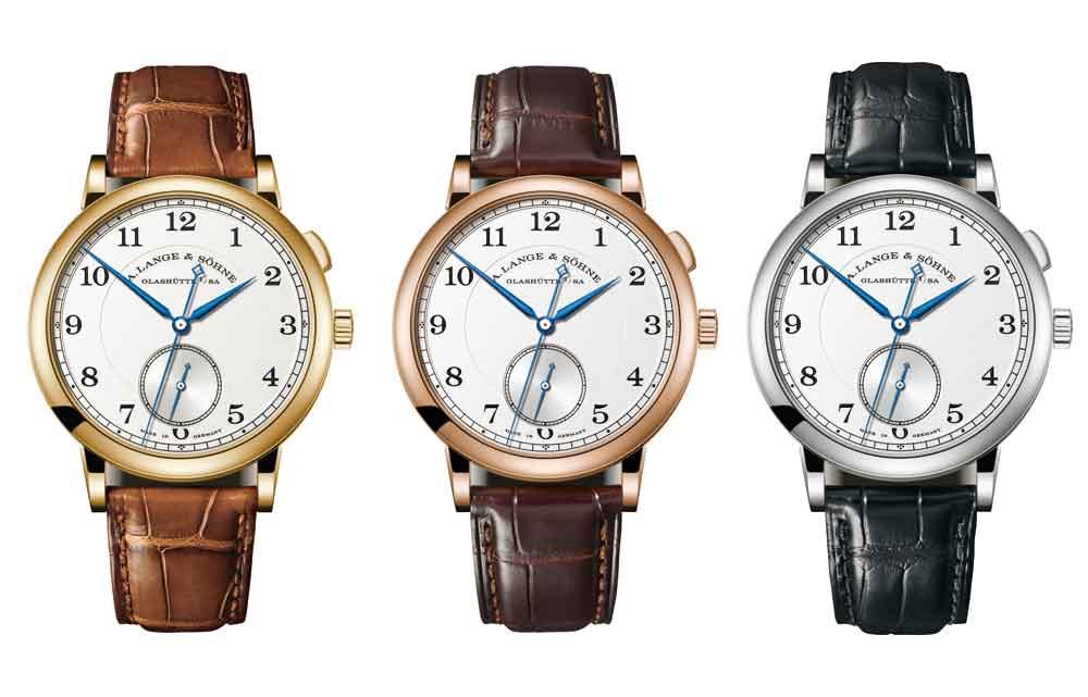 Reloj 1815 Homage to Walter Lange de A. Lange & Söhne