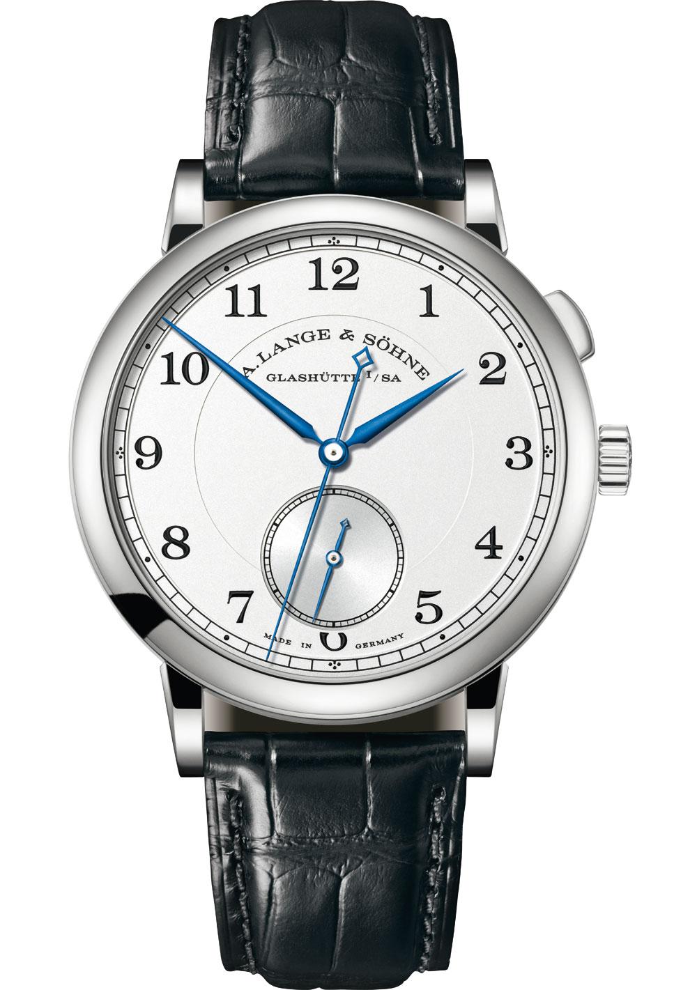 Reloj 1815 Homage to Walter Lange de A. Lange & Söhne oro blanco
