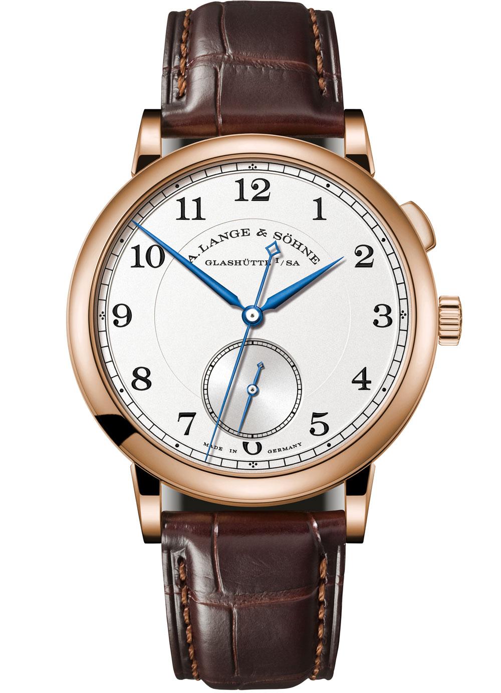 Reloj 1815 Homage to Walter Lange de A. Lange & Söhne oro rojo