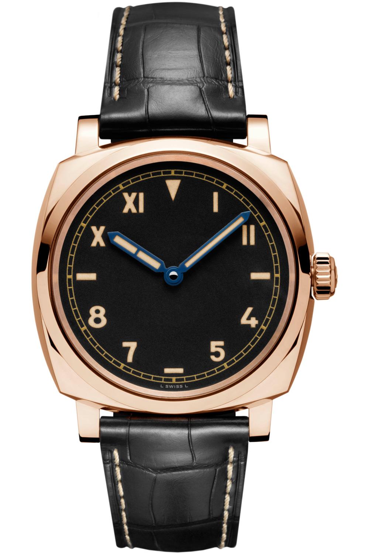 reloj PANERAI RADIOMIR 1940 3 DAYS ORO ROSSO 42 mm esfera california