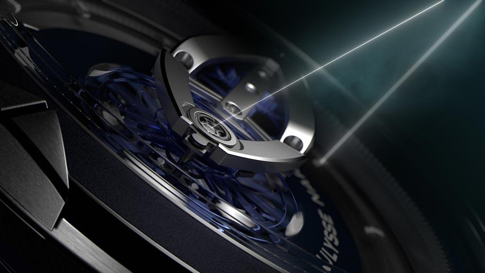 Reloj Ulysse Nardin Freak Vision novedad SIHH2018