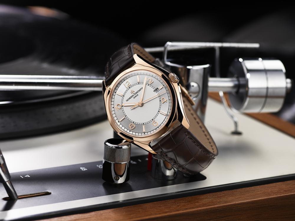 Reloj Fiftysix Automático oro rosa de Vacheron Constantin