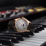 Reloj Fiftysix Calendario Compleo en oro rosa de Vacheron Constantin