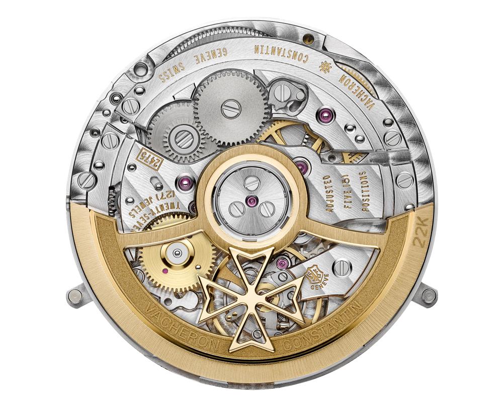 Calibre 2475 SC/2 automático del reloj Fiftysix Día Fecha de Vacheron Constantin