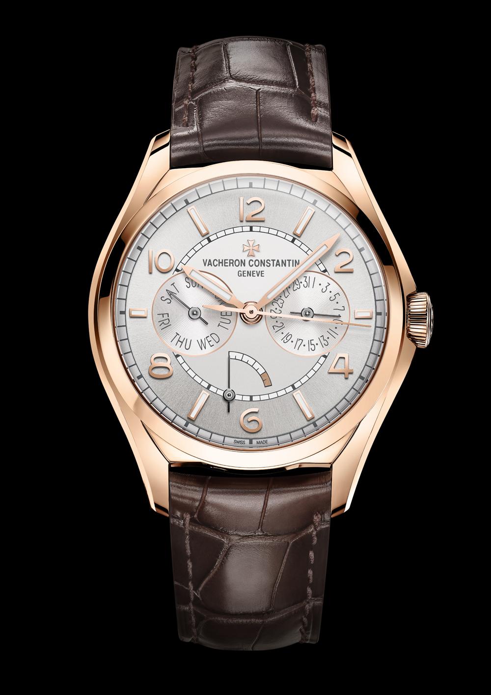 Reloj Fiftysix Fecha-Día oro rosa de Vacheron Constantin