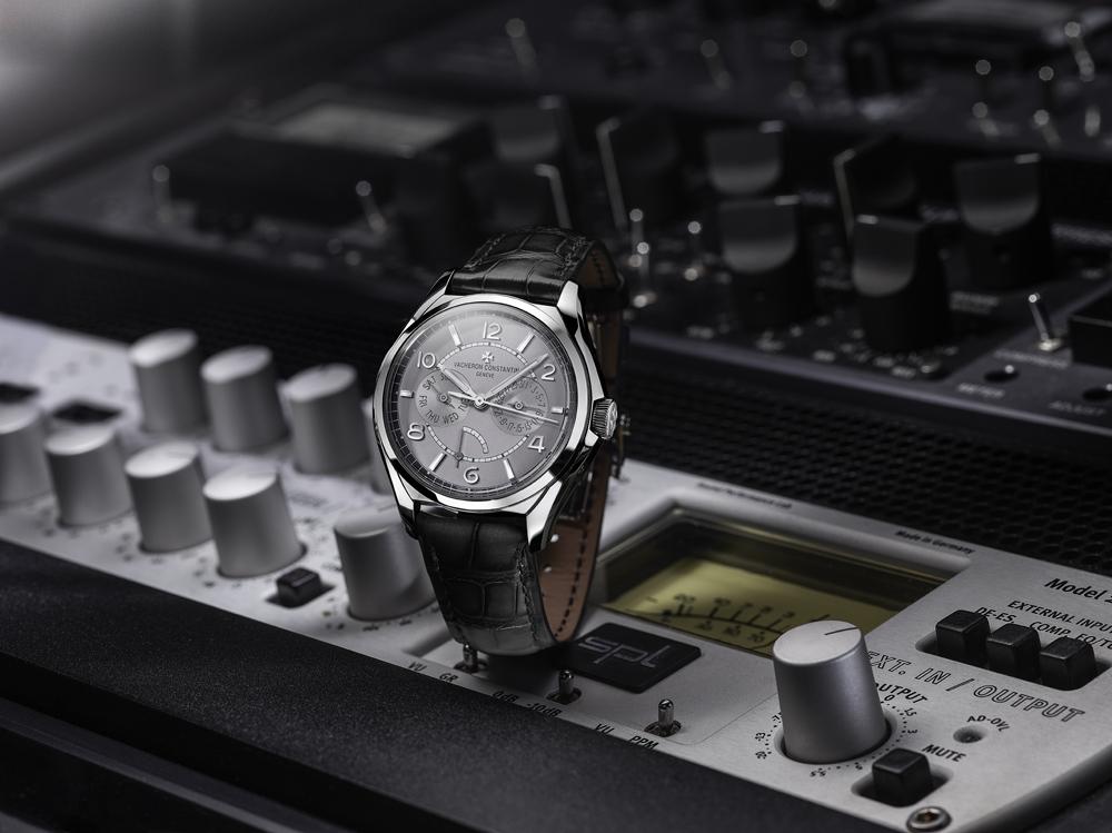 Reloj Fiftysix Fecha-Día acero de Vacheron Constantin