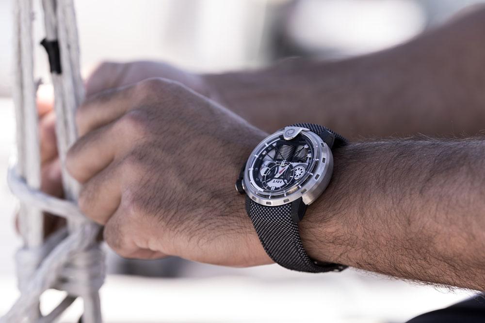 Reloj HYT 1 ALINGHI