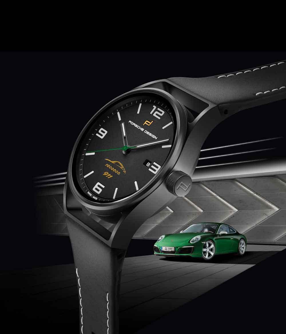 Reloj Porsche Design 1919 Datetimer One Millionth 911