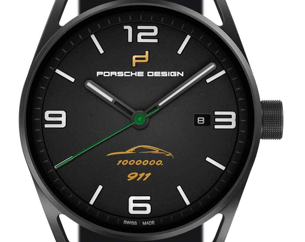 Esfera Reloj Porsche Design 1919 Datetimer One Millionth 911