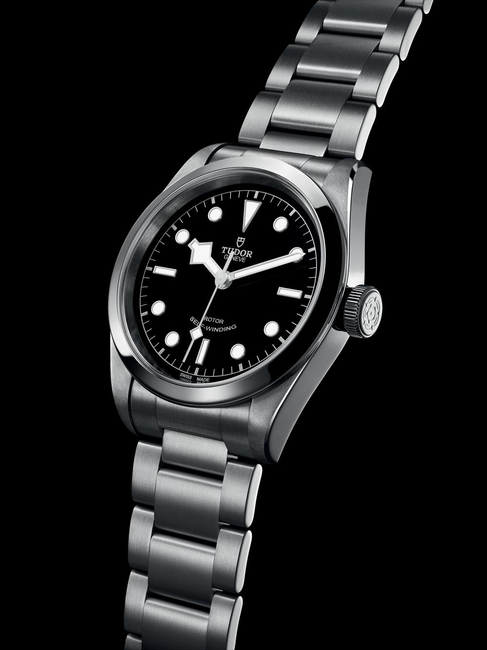 Reloj Heritage Black Bay 41 de Tudor