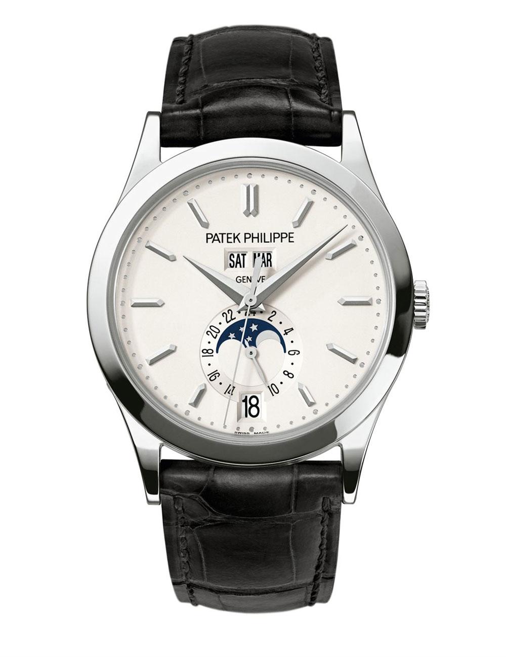 Reloj Patek Philippe Calendario Anual Fases lunares referencia 5396G