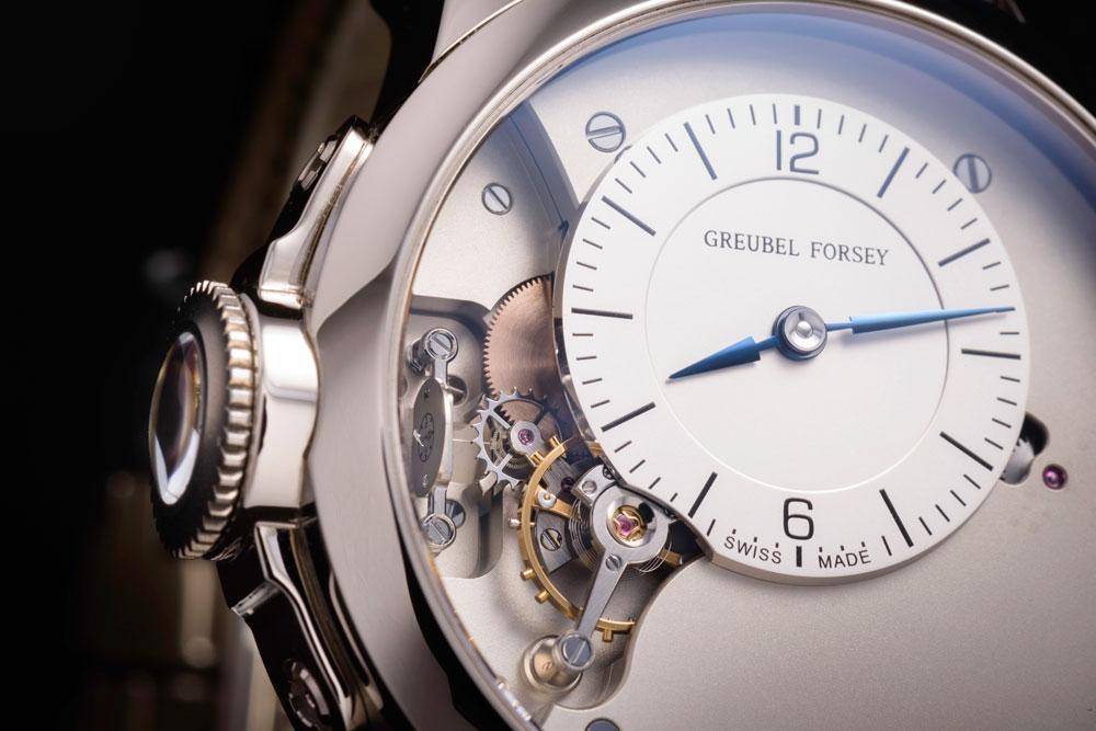 Reloj Greubel Forsey Nano Foudroyante EWT