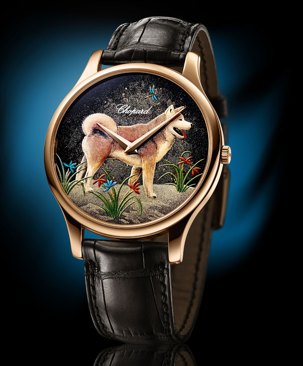 Reloj L.U.C XP URUSHI YEAR OF THE DOG DE CHOPARD