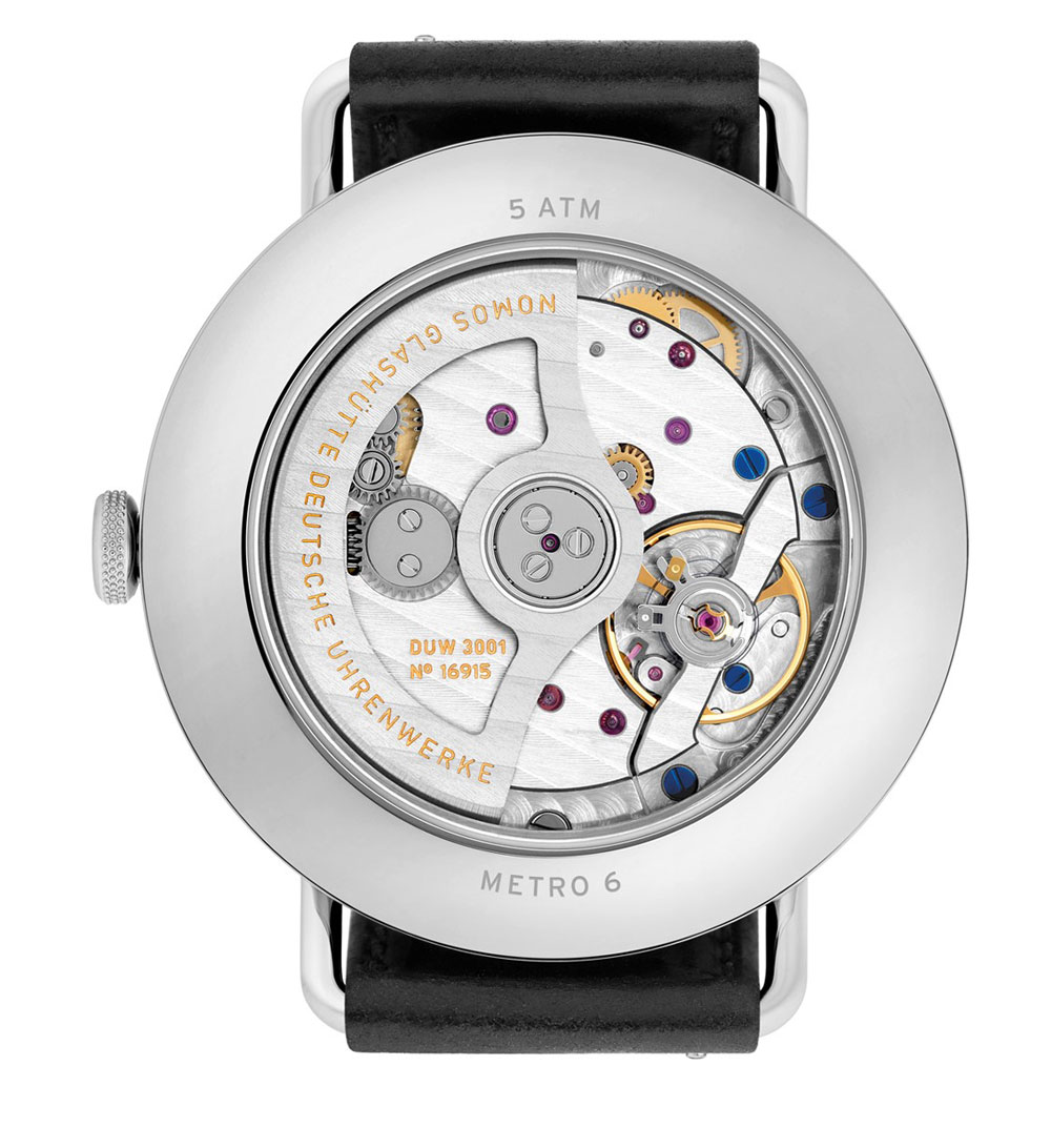NOMOS GLASHÜTTE, GANADOR DEL IF DESIGN AWARD