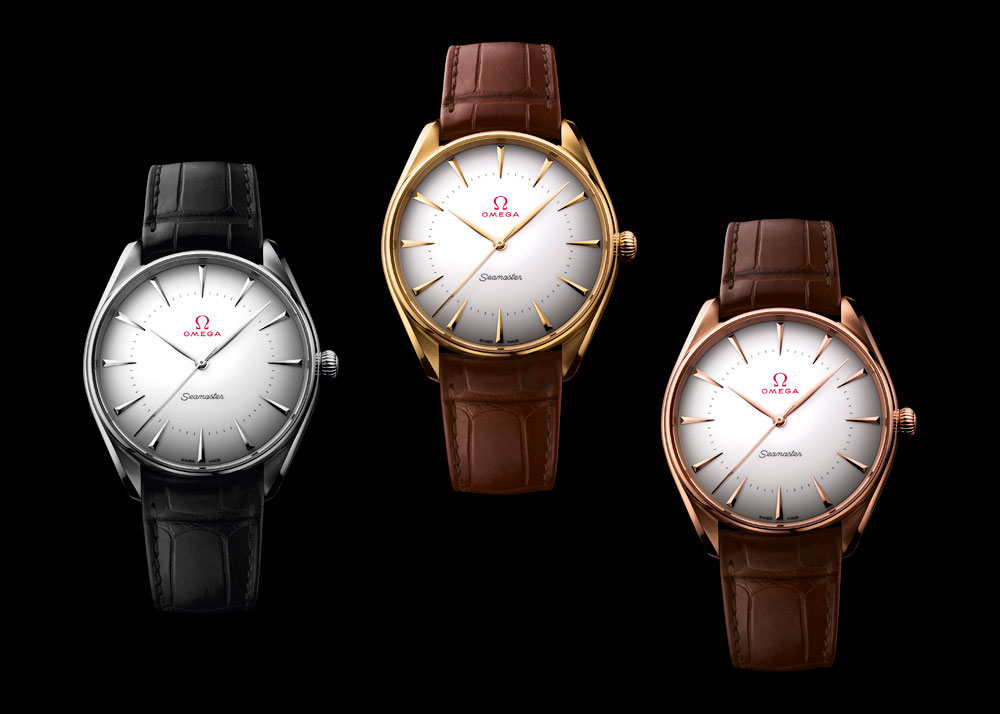 Relojes Omega Seamaster Olympic Games Gold Collection