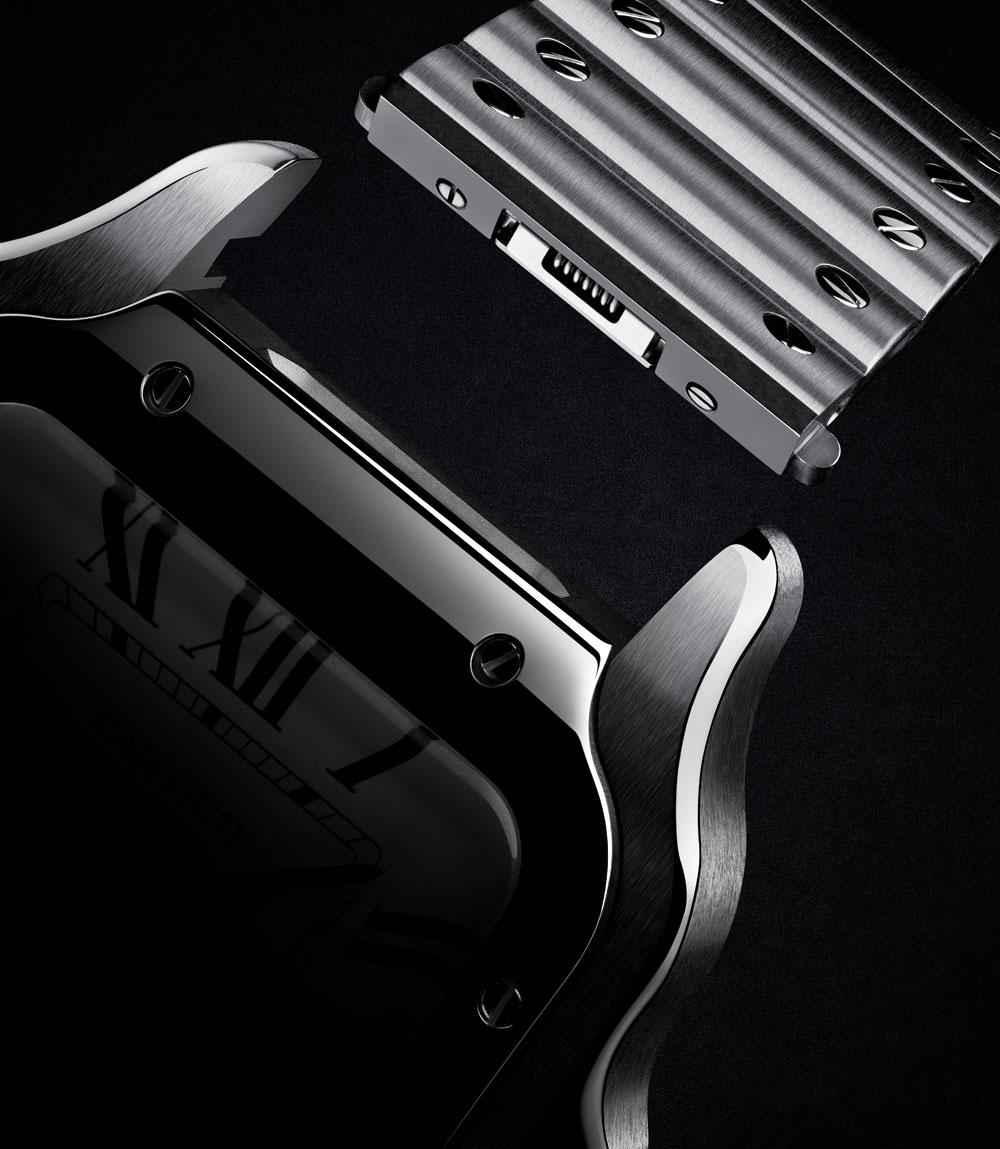 Sistema SmartLink para modificar tamaño brazalete relojes Cartier