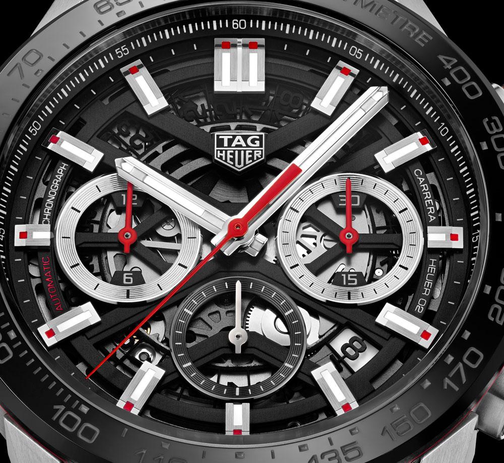 Esfera Reloj TAG Heuer Carrera Heuer 02