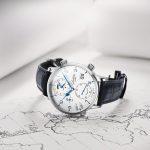 Reloj Senator Cosmopolite de Glashütte Original