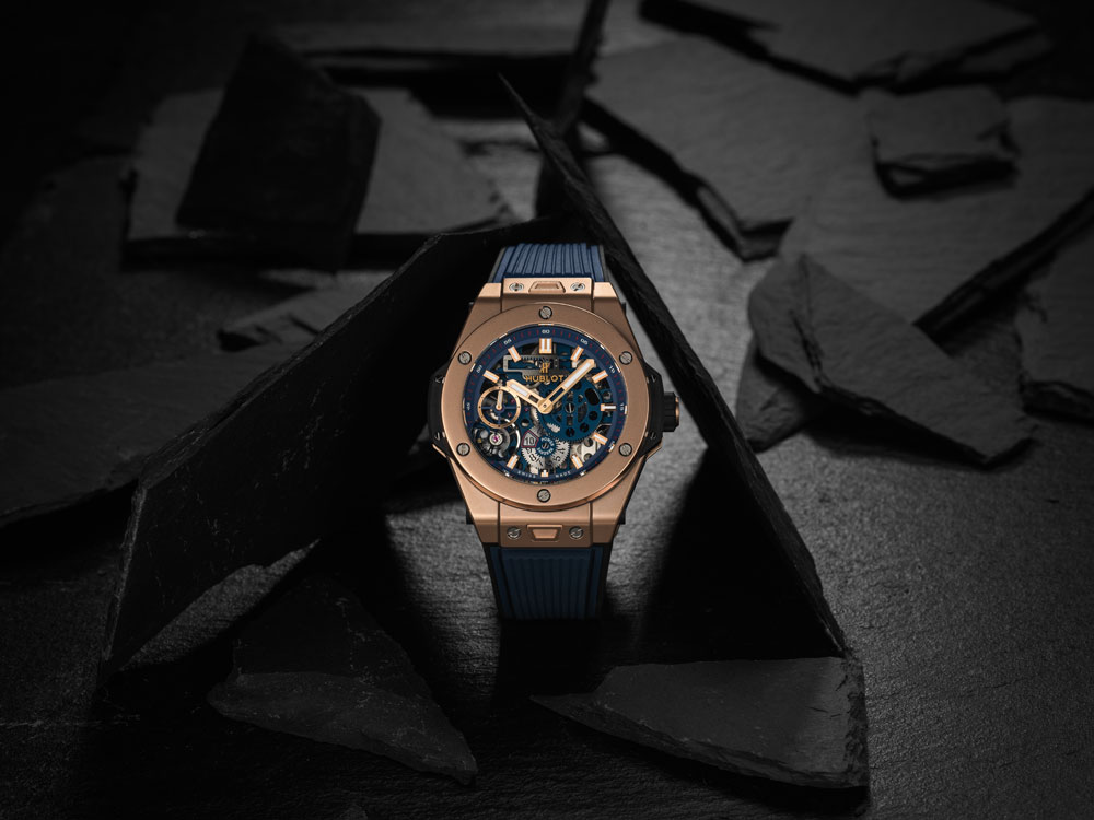 Reloj Hublot Big Bang Meca-10 10 Day Power Reserve King Goldf