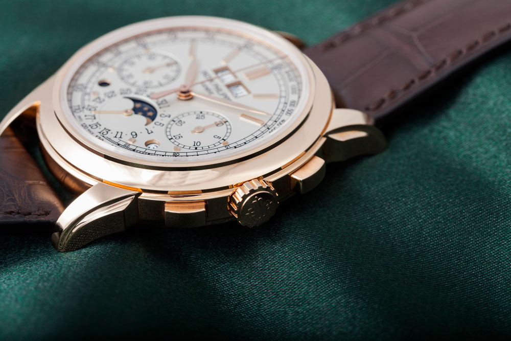 Reloj Patek Philippe Cronógrafo Calendario Perpetuo Ref. 5270R