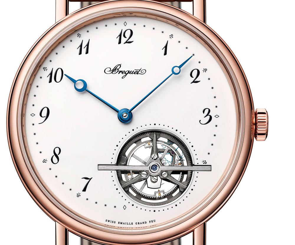 Reloj BREGUET CLASSIC TOURBILLON EXTRA-PLAT AUTOMATIQUE