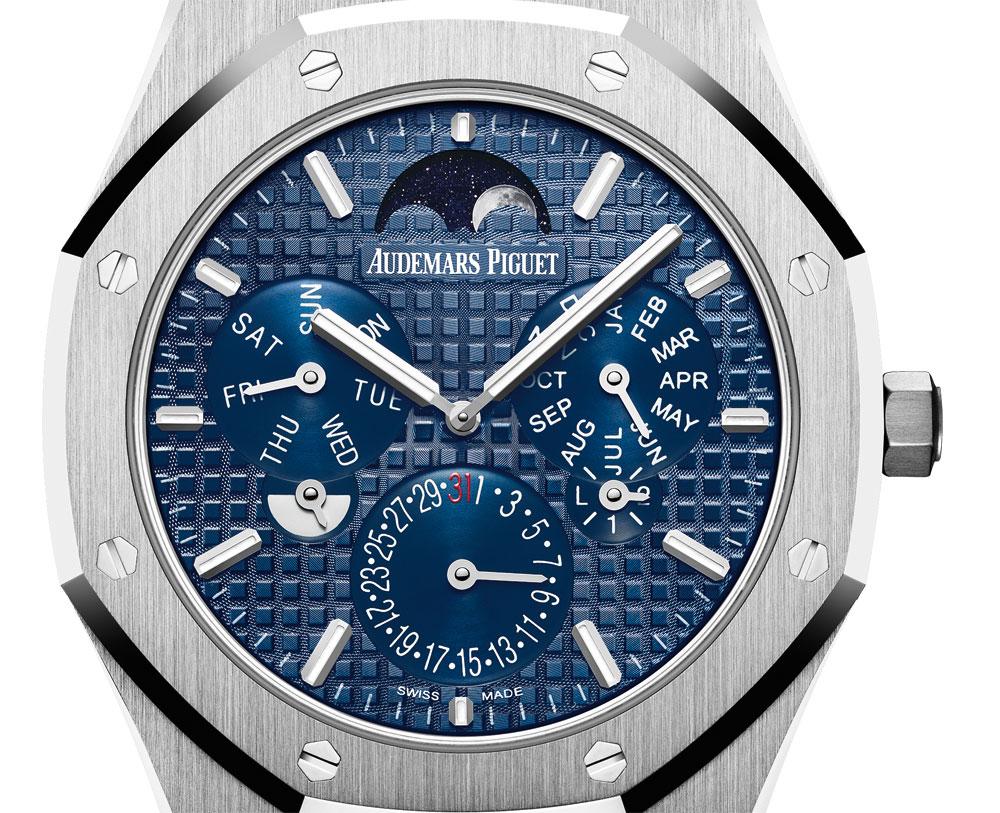Esfera Reloj AUDEMARS PIGUET ROYAL OAK RD#2 CALENDARIO PERPETUO ULTRAPLANO