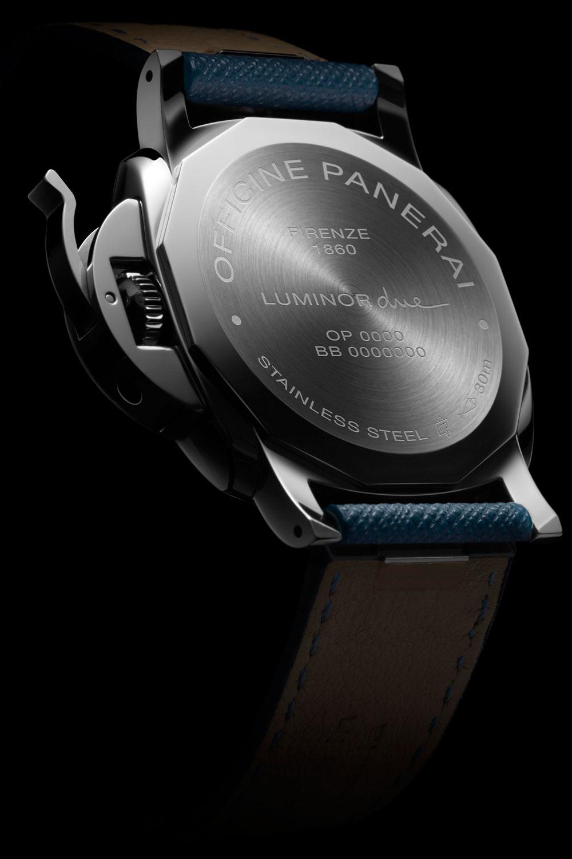 Nuevo reloj Panerai Luminor Due 3 Days Automático Acciao 38 mm