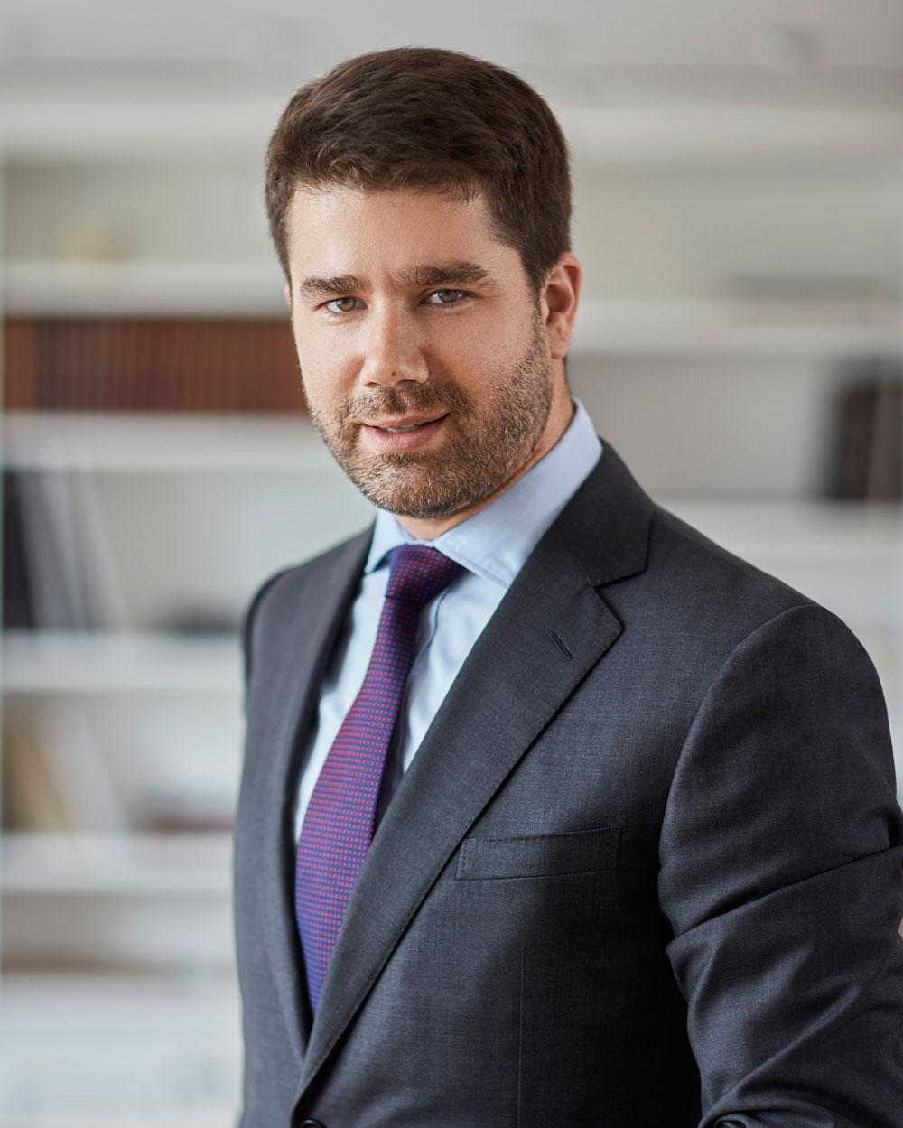 GEOFRROY LEFEBVRE, NUEVO CEO DE BAUME & MERCIER