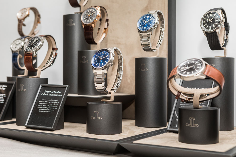 Nuevos relojes Jaeger-LeCoultre 2018