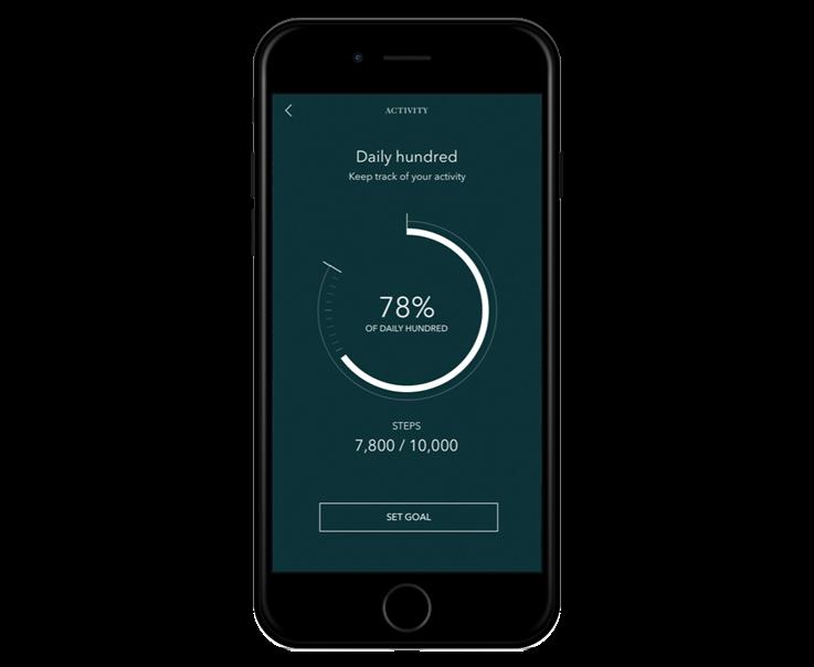 Aplicación relojes conectados Kronaby